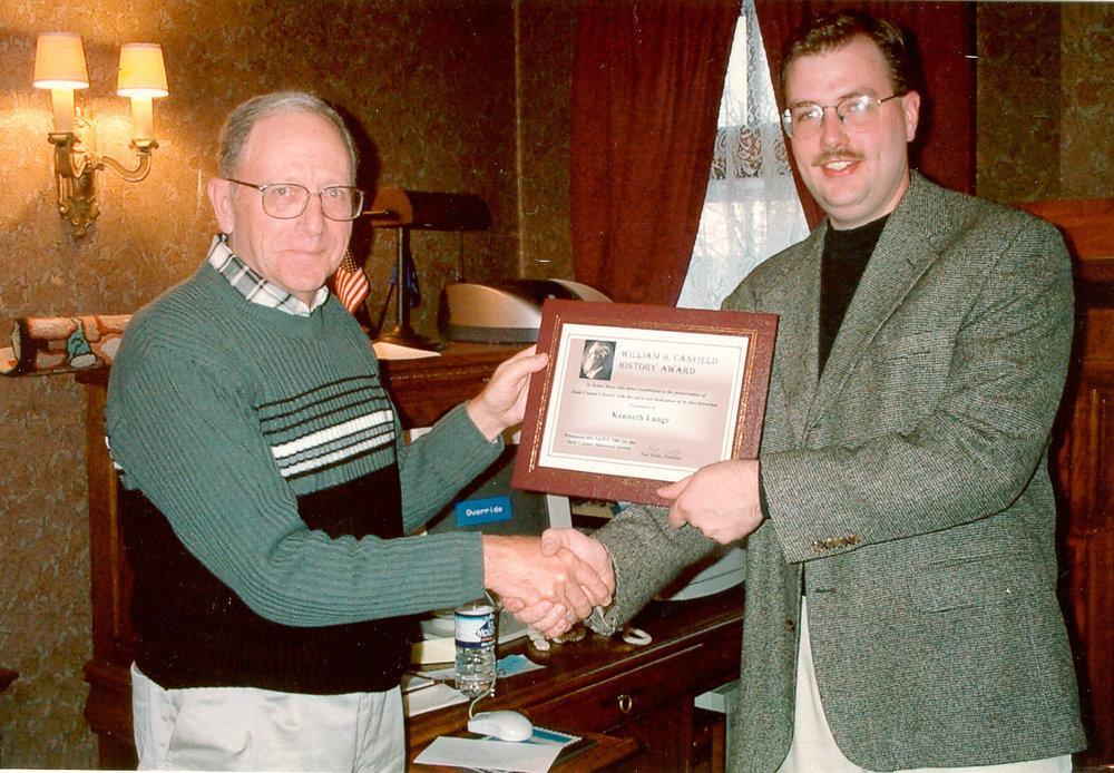 Ken Lange 2003