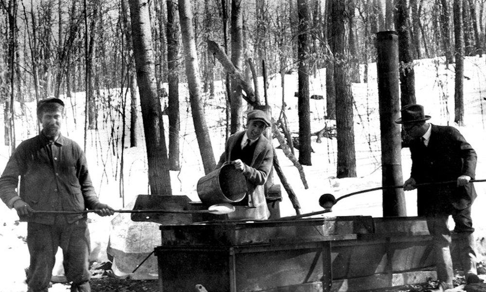 Sugar Camp, 2-2003GA.jpg