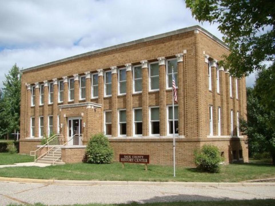 Sauk County History Center
