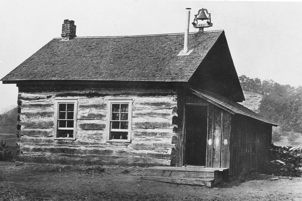 Lower Wilson Creek School, 1911