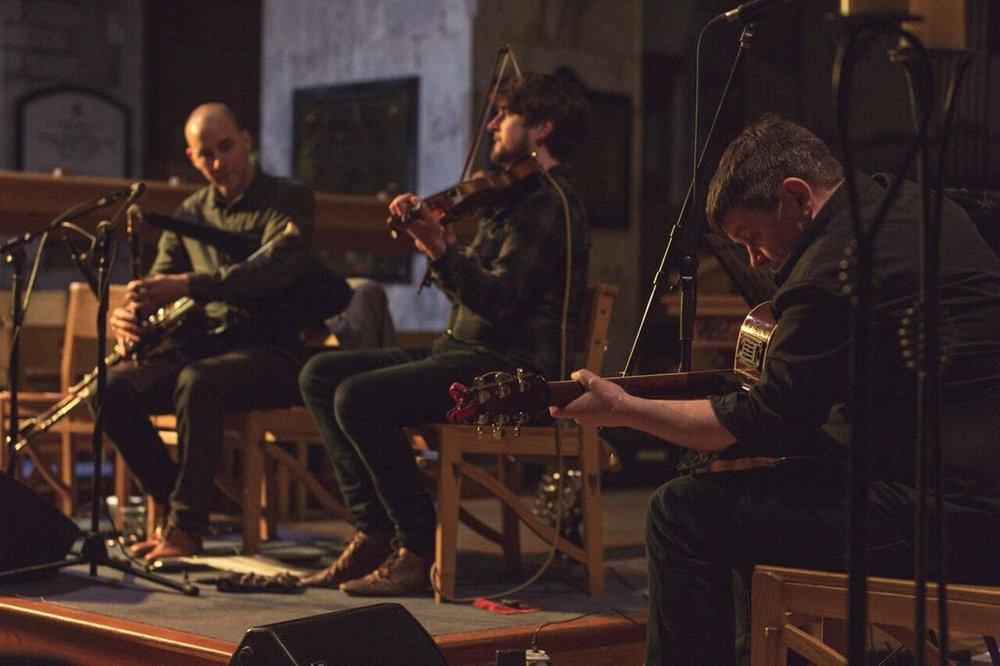 Richard Neylon musician