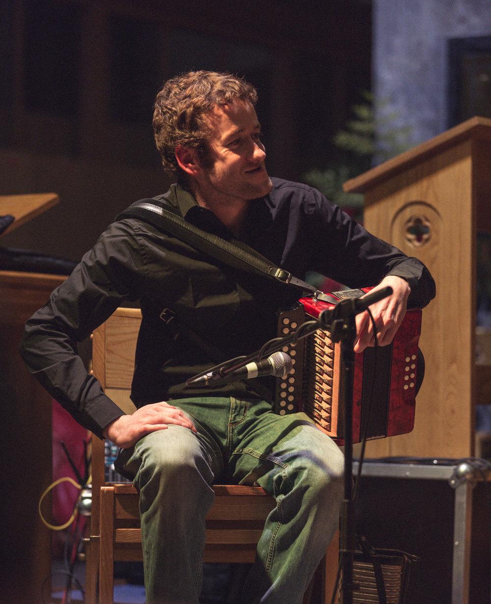 Uilleann pipes Irish music