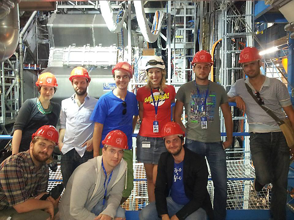 First ever stand-up comedy gig at CERN