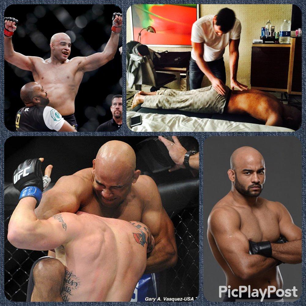 Warley Alves UFC 224