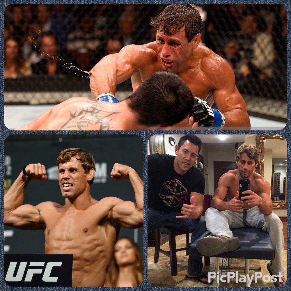Urijah Faber UFC 199