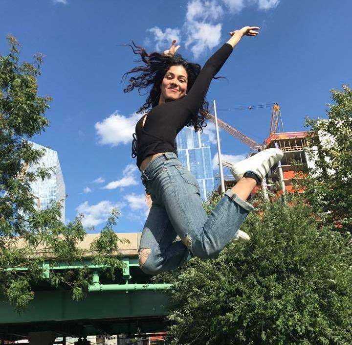 Pushing boundaries and proud to be a Hispanic Woman . -