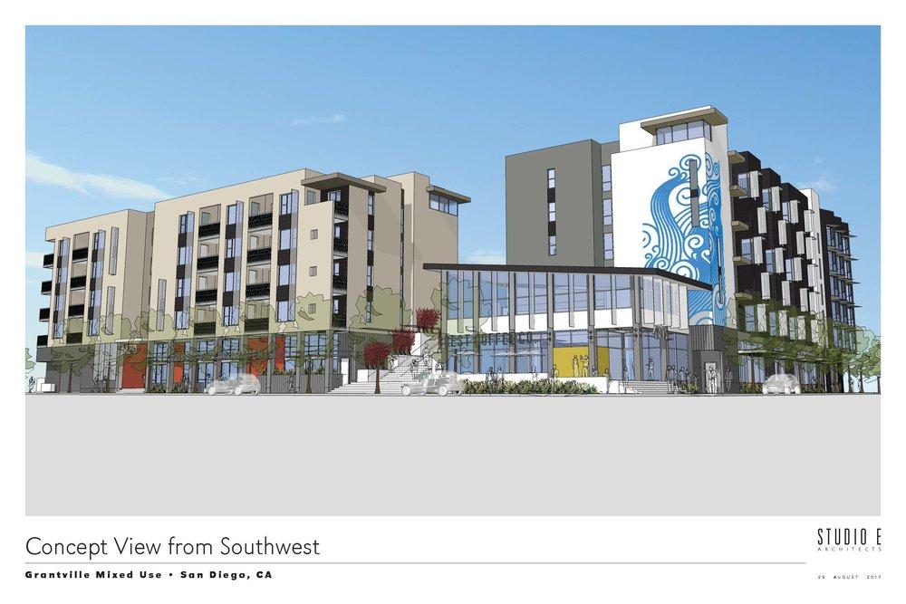 Grantville Concept Photo