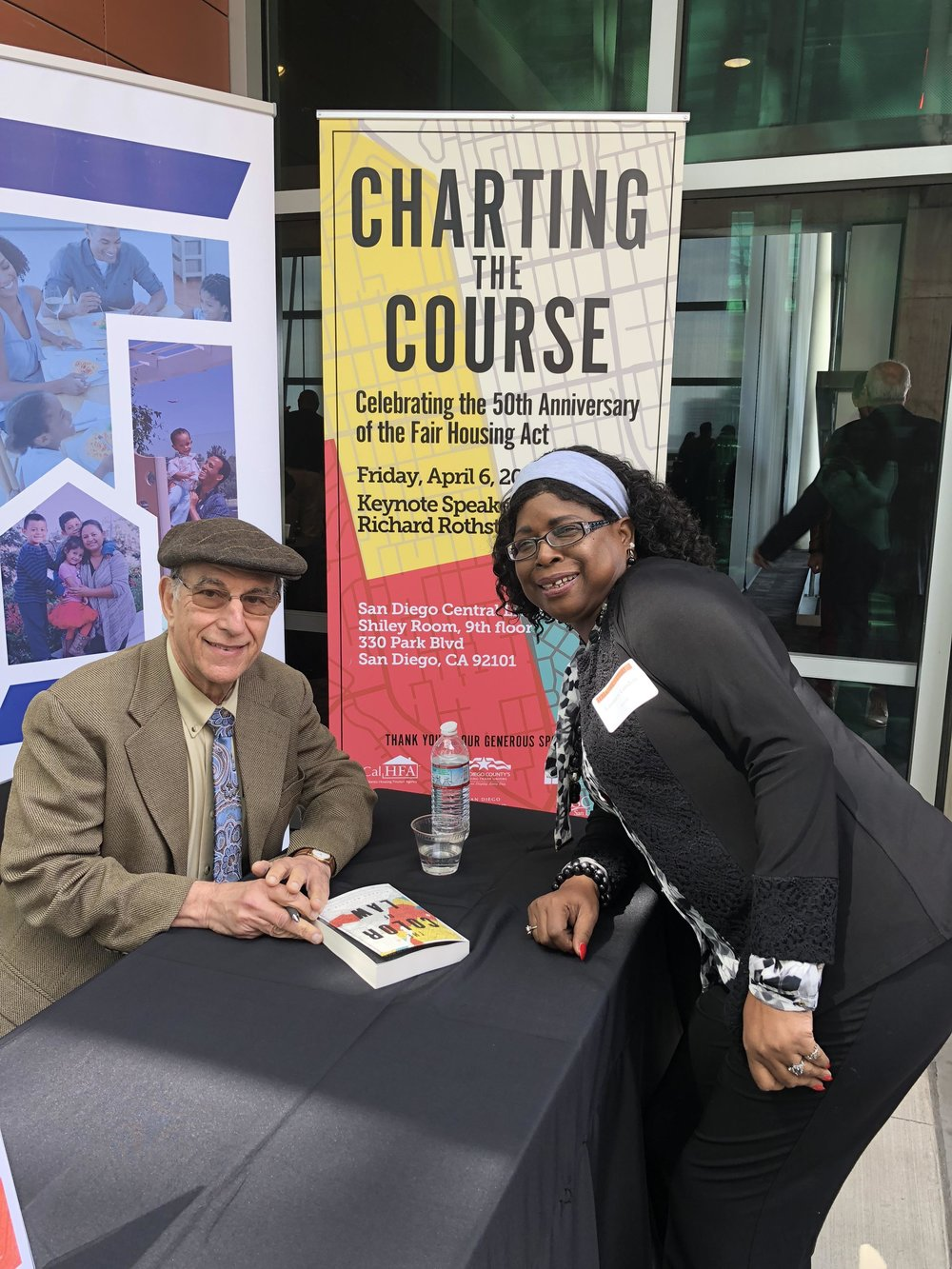 Lavearn London Meeting Author Richard Rothstein