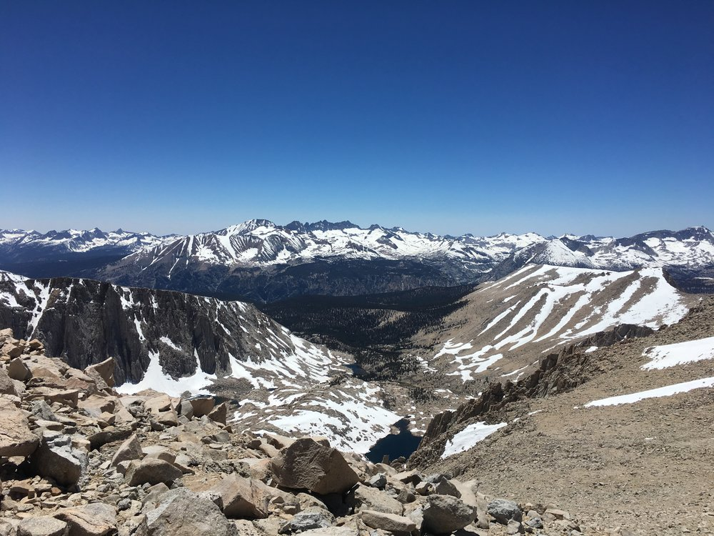 Although it's not technically part of the PCT, I don't know why anyone would skip summitting Whitney.