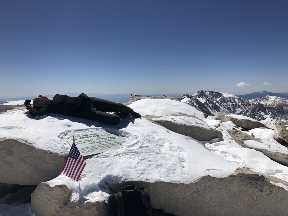 summit photos are exhausting
