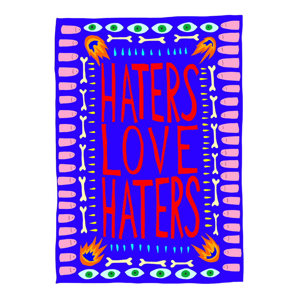 Haters Love Haters   2018