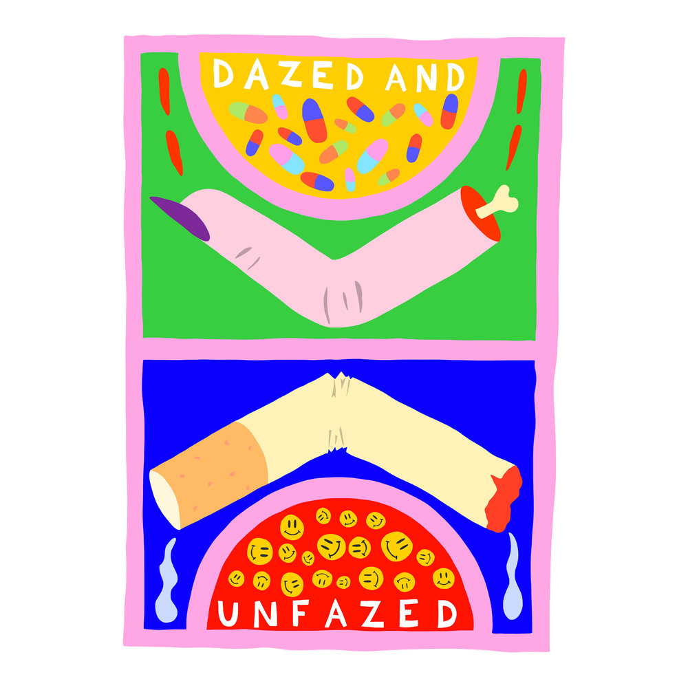 Dazed And Unfazed   2018