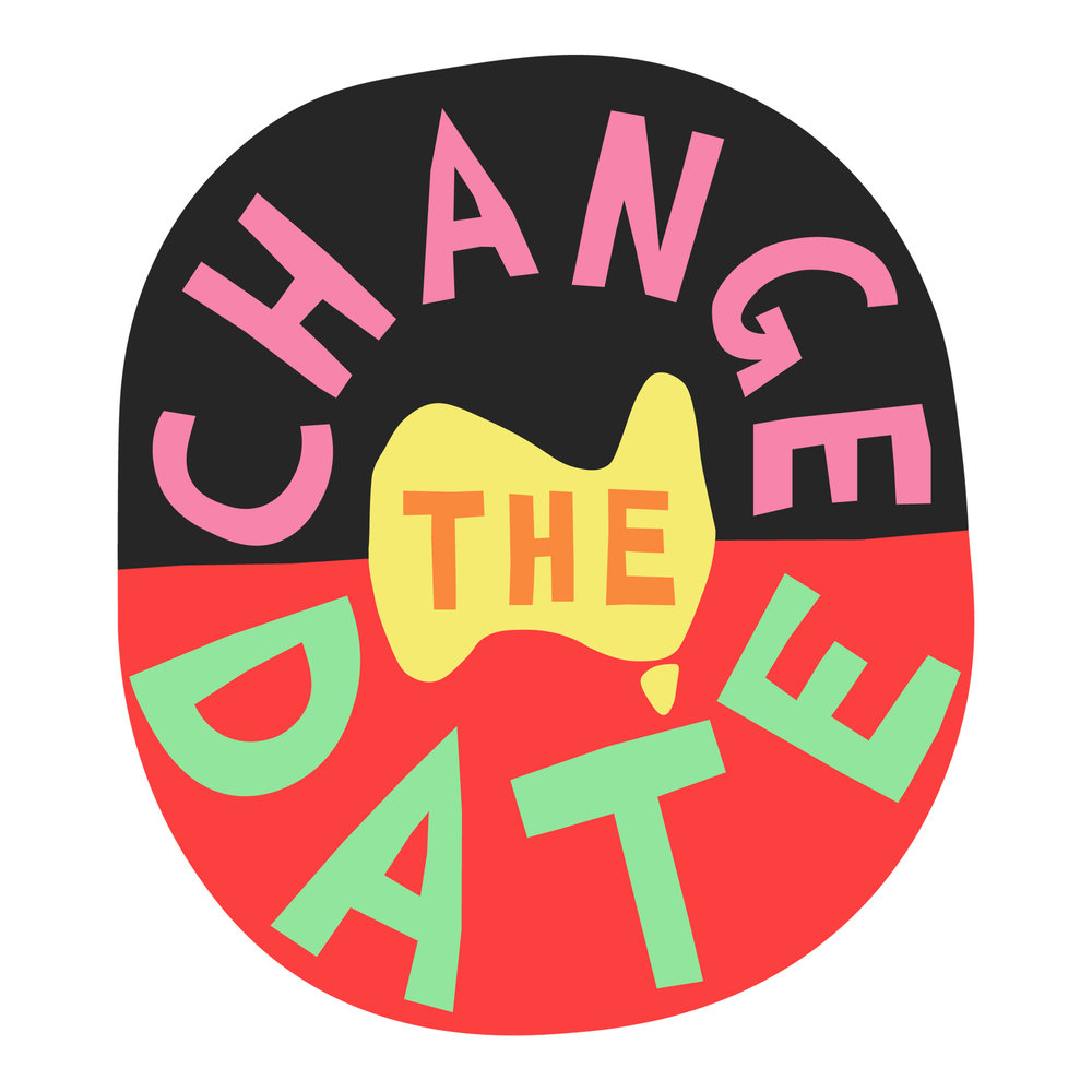 Change The Date   2017