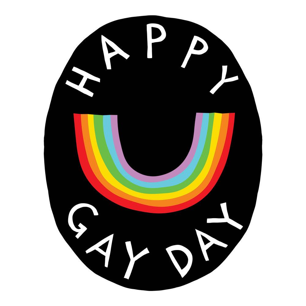 Happy Gay Day   2018