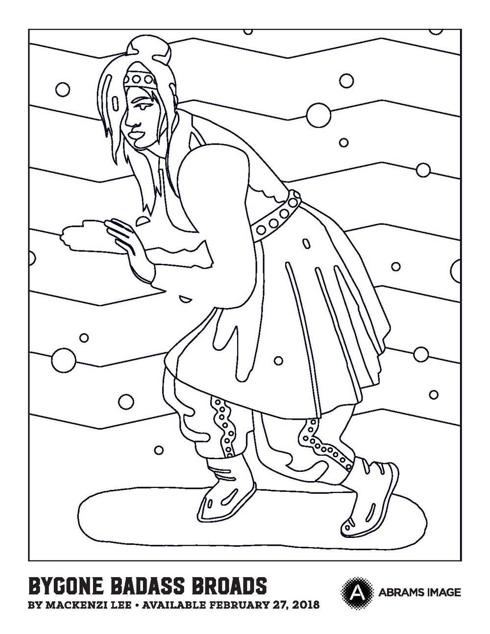 Coloring Pages! - Based on the art by Petra Eriksson