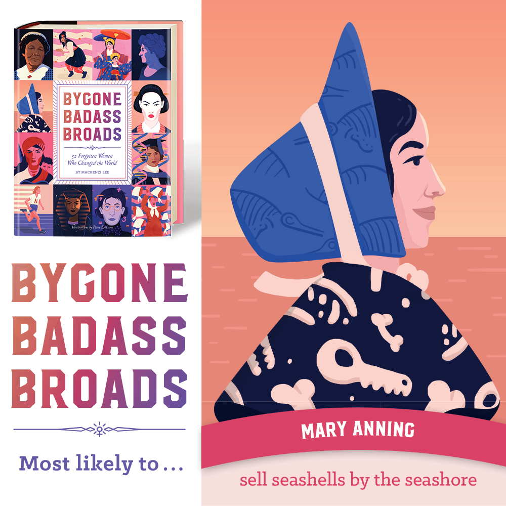 The Bygone BadassBroads Yearbook - Most likely to....