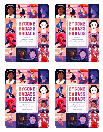 Play the Bygone Badass Broads Memory Game! -