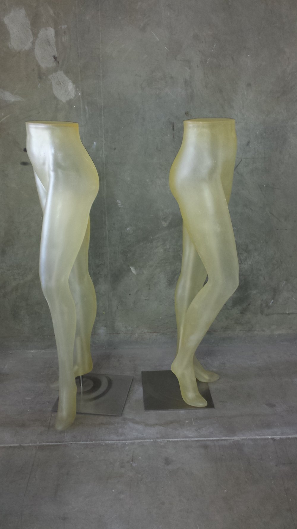 Translucent Pants Forms