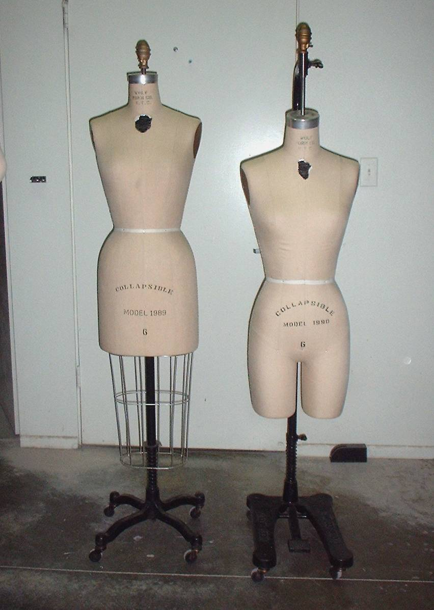 Dressmaker Forms Size 6