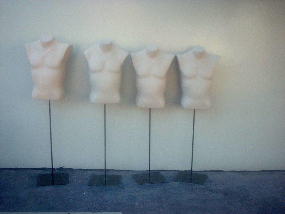 Male Torso Forms