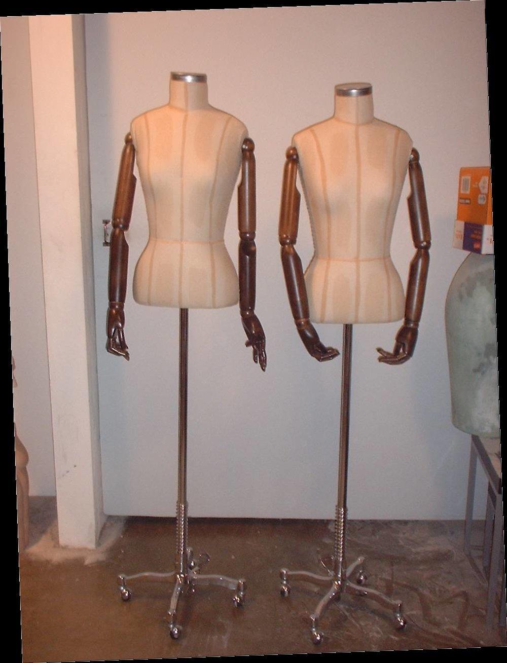 Female Jacket/Shirt Forms