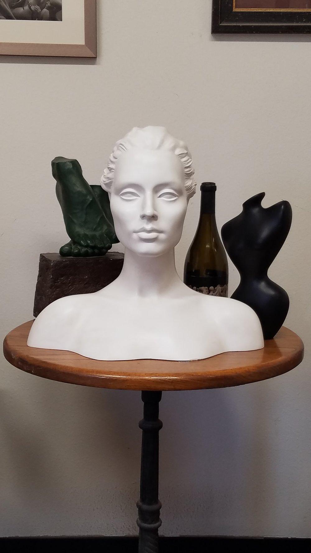 Diana Head Form
