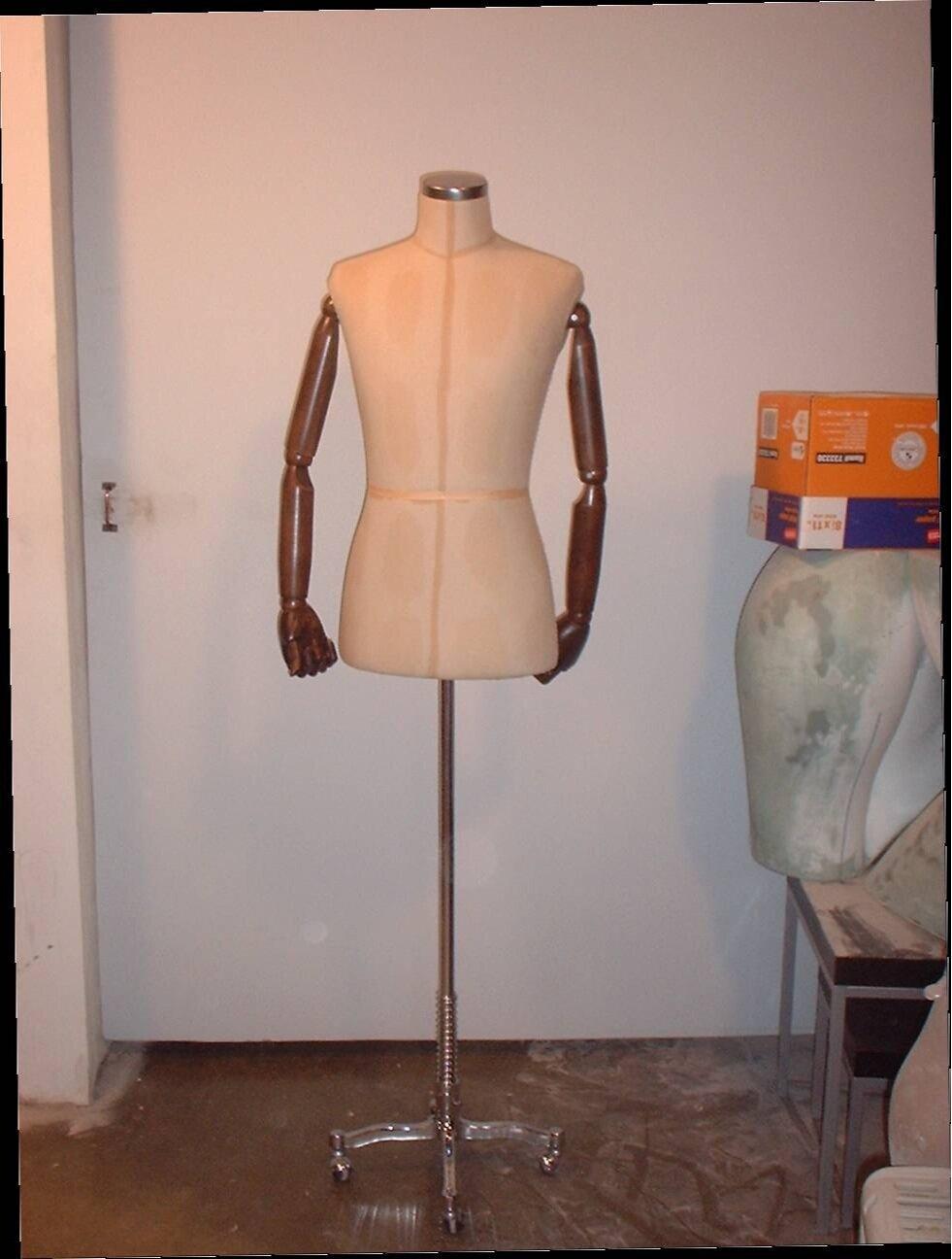 Male Long Jacket Form