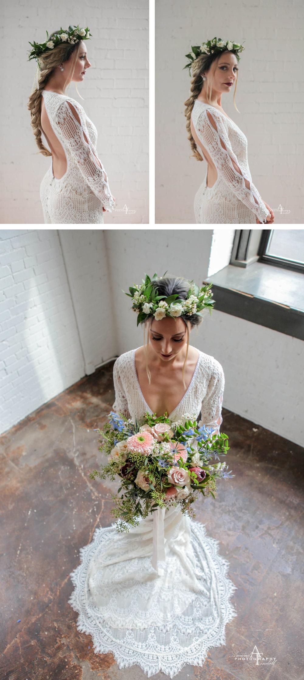 Blue Bicycle Weddings | Boho Meets Urban Chic | A Wedding ...