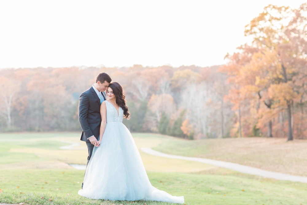 Something Borrowed, Something Blue Wedding Inspiration Shoot