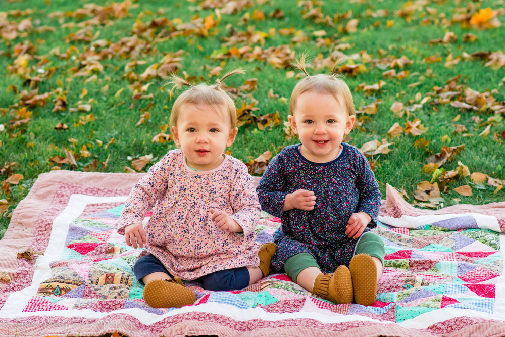 Special family heirlooms, such as a Grandmother's quilt,can be a special way to pay tribute and pass down the memories to your children.