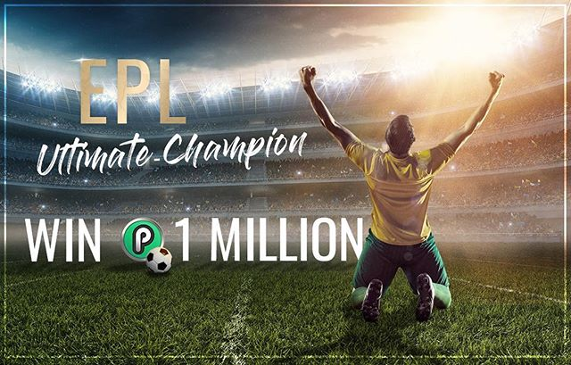 With the EPL only days away, it's almost time for me to start getting my teams together on PlayUp! The team at PlayUp are giving away 1 Million PlayChips to the winner of the EPL Ultimate Champion! Make sure to check them out @playupglobal