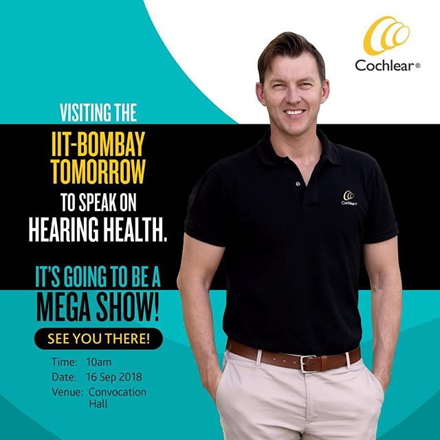 Look forward to seeing you all there tomorrow @cochlearindia  #SoundsOfLife #hearingscreening #hearingmatters