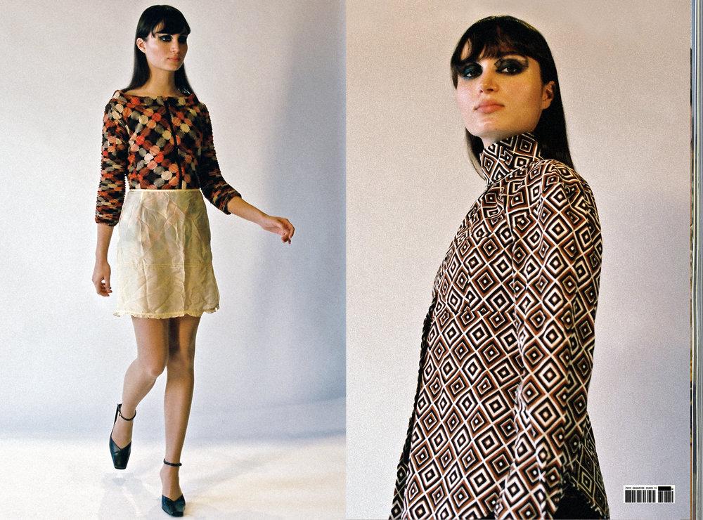 Photography: Joseph Haddad, Stylist: Mercy Sang, Make up: Rose Letho, Model: Lili Steele