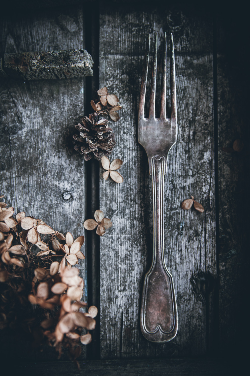 Beautiful old fork