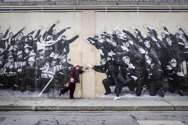 Faces, Places with JR and Agnes Varda