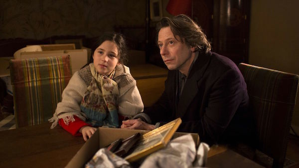 COURTESY OF LOCARNO FILM FESTIVAL  Luce Rodriguez & Mathieu Amalric in a still from Noémie Lvovsky's 'Tomorrow and Thereafter'