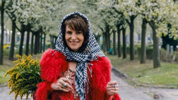 COURTESY OF THE LOCARNO FILM FESTIVAL  Fanny Ardant in 'Lola Parter'