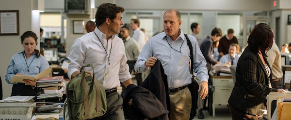 A still from Rob Reiner's 'Shock and Awe'