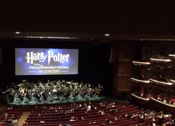 Harry Potter at the Dubai Opera