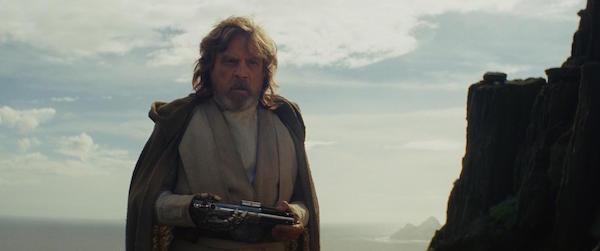 PHOTO COURTESY OF DISNEY  Mark Hamill as Luke Skywalker