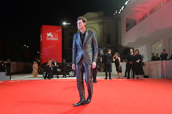 PHOTO COURTESY OF THE VENICE FILM FESTIVAL/ASAC