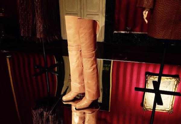 Boots by Guido Pasquali circa 1970