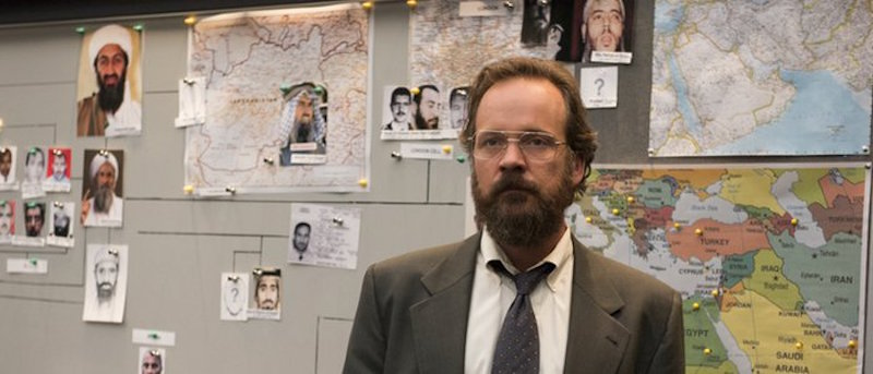Peter Sarsgaard in 'The Looming Tower'  Photo courtesy of Hulu