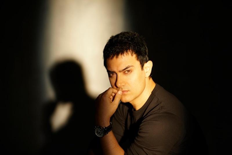 Aamir Khan by ©Avinash Gowarikar