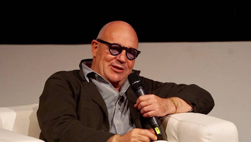 Gianfranco Rosi  Photo courtesy of the Doha Film Institute