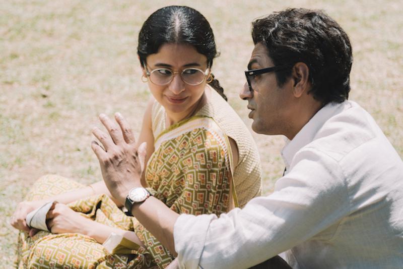 Rasika Dugal and Nawazuddin Siddiqui in 'Manto'