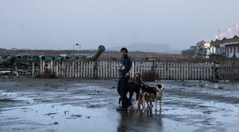 Marcello Fonte in 'Dogman', photo by Greta De Lazzaris