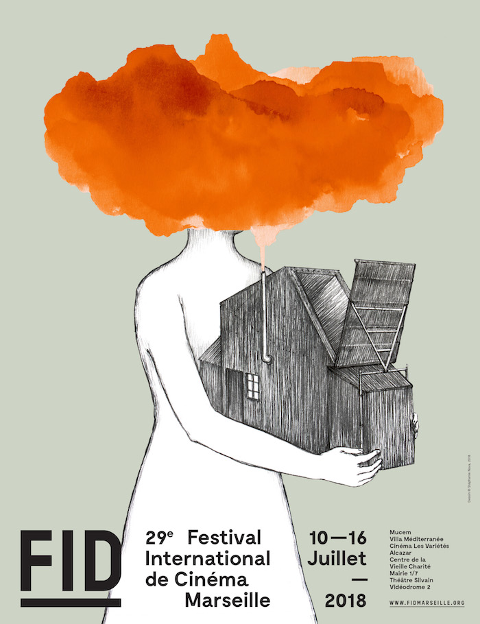 Poster for FIDMarseille 2018