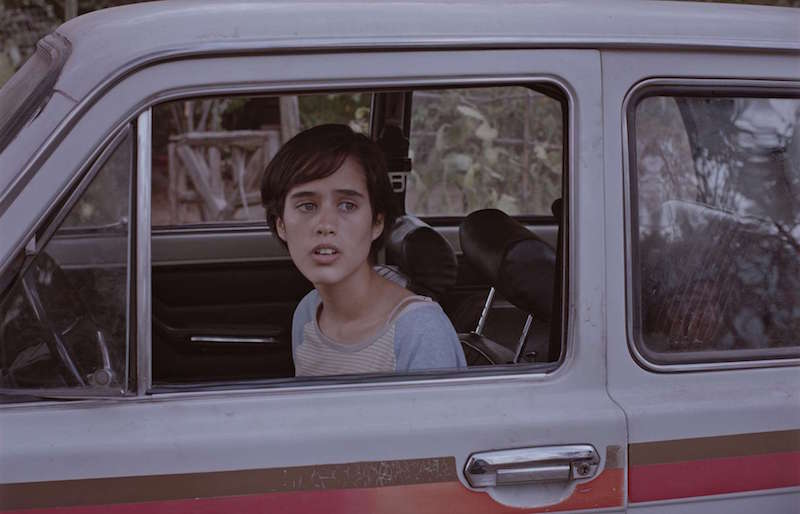 Demian Hernández in a still from Dominga Sotomayor's 'Too Late to Die Young'
