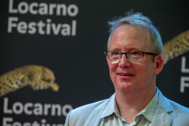 Ted Hope in Locarno